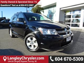 Used 2016 Dodge Journey CVP/SE Plus *ACCIDENT FREE * LOCAL BC CAR * for sale in Surrey, BC