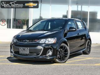 New 2018 Chevrolet Sonic Premier Auto for sale in Gloucester, ON