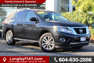 Used 2016 Nissan Pathfinder SL NO ACCIDENTS! for sale in Surrey, BC