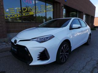 Used 2017 Toyota Corolla SE for sale in Woodbridge, ON