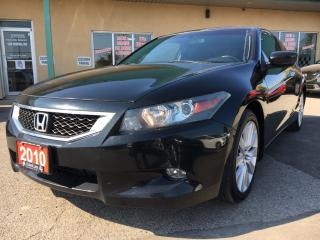 Used 2010 Honda Accord EX-L V6 $137.21 BI WEEKLY! $0 DOWN! CERTIFIED! for sale in Bolton, ON