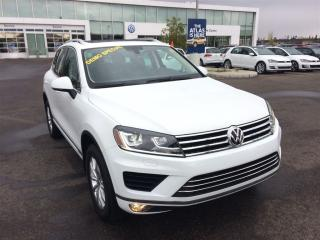 Used 2017 Volkswagen Touareg 3.6L Sportline for sale in Calgary, AB