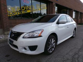 Used 2014 Nissan Sentra 1.8 SR for sale in Woodbridge, ON