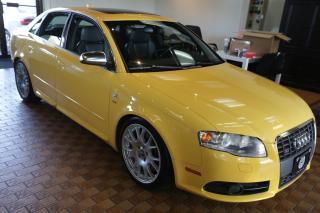 Used 2006 Audi S4 Sedan 6 speed manual V8 for sale in New Westminster, BC