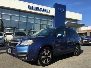 Used 2017 Subaru Forester 2.5i Touring Pkg - 0.5% Finance 60 Mos for sale in Port Coquitlam, BC