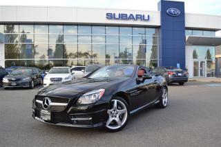 Used 2014 Mercedes-Benz SLK SLK350 - 19,000 Kms/ No Accidents for sale in Port Coquitlam, BC