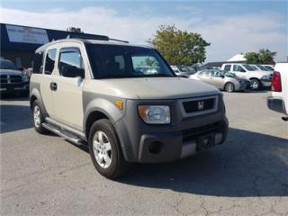 Used 2005 Honda Element Y-Package AS IS !!! for sale in Concord, ON