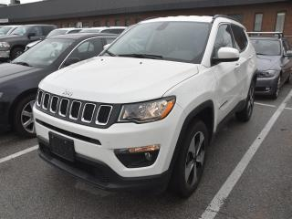 Used 2018 Jeep Compass North NAVIGATION, REAR CAMERA, ONLY 5000 KMS !! for sale in Concord, ON