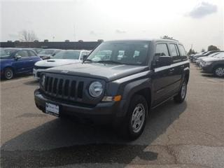 Used 2017 Jeep Patriot Sport AC 16Wheels  Only 2800 KMS !!! for sale in Concord, ON
