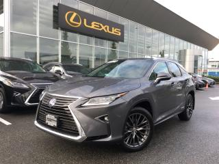 Used 2016 Lexus RX 450h Executive Pkg Plus for sale in Surrey, BC