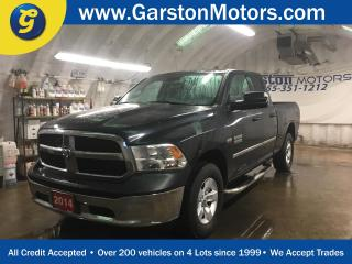Used 2014 Dodge Ram 1500 SXT*QUAD CAB*4WD*HEMI*SIDE STEPS*BOX LINER*FOLD OUT TOW MIRRORS*CRUISE CONTROL*CLIMATE CONTROL*TRACTION CONTROL*TOW/HAUL MODE*TRAILER BRAKE CONTROL* for sale in Cambridge, ON