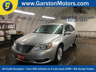 Used 2011 Chrysler 200 LX*POWER WINDOWS/LOCKS/HEATED MIRRORS*CRUISE CONTROL*AM/FM/CD/AUX* for sale in Cambridge, ON