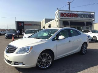 Used 2014 Buick Verano - NAVI - CRASH WARNING - REVERSE CAM for sale in Oakville, ON