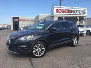 Used 2015 Lincoln MKC AWD - NAVI - REVERSE CAM - SUNROOF for sale in Oakville, ON