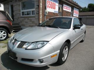 Used 2003 Pontiac Sunfire SL for sale in Ajax, ON
