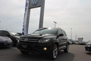 Used 2013 Volkswagen Tiguan 2.0 TSI Highline w/ Back-Up Cam & Nav!! for sale in Whitby, ON