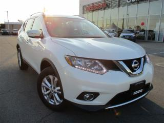 Used 2015 Nissan Rogue SV ALLOYS | HTD SEATS | LOW KM'S | LOCAL TRADE | for sale in St Catharines, ON