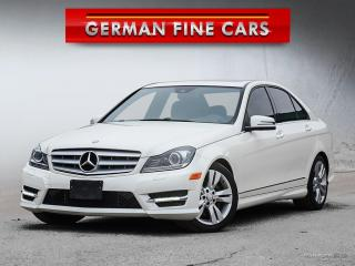 Used 2012 Mercedes-Benz C-Class HOLIDAY SEASON *** DEALS*DEALS*DEALS for sale in Caledon, ON