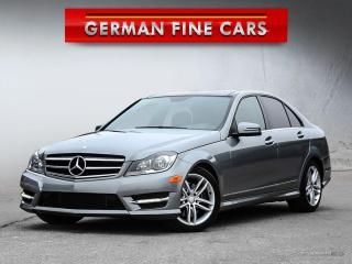 Used 2014 Mercedes-Benz C-Class HOLIDAY SEASON *** DEALS*DEALS*DEALS for sale in Caledon, ON