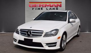 Used 2013 Mercedes-Benz C-Class C 300 for sale in Concord, ON