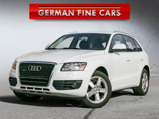 Used 2012 Audi Q5 HOLIDAY SEASON *** DEALS*DEALS*DEALS for sale in Caledon, ON