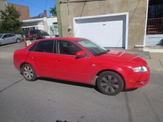Used 2007 Audi A4 Base for sale in Lachine, QC
