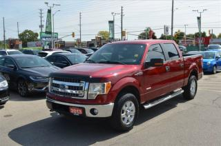 Used 2013 Ford F-150 XTR - 4x4, Bedliner, Sat Radio for sale in London, ON