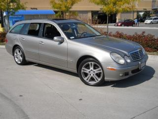 Used 2006 Mercedes-Benz E350 7 Pass, S/W, Only 165,000 Km, 4matic, Leather, Sun for sale in North York, ON