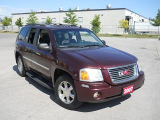 Used 2007 GMC Envoy 4x4, Sunroof, Automatic, 3 years warranty availabl for sale in North York, ON