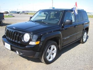 Used 2016 Jeep Patriot north for sale in Thunder Bay, ON