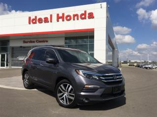 Used 2016 Honda Pilot Touring, leather, Navigation, D.v.d, sunroof for sale in Mississauga, ON