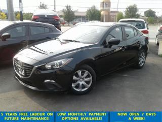 Used 2014 Mazda MAZDA3 GX-SKY Auto All Power&/Btooth &GPS*45/wkly for sale in Mississauga, ON