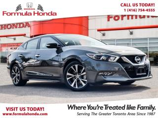 Used 2017 Nissan Maxima SV | IMMACULATE LEATHER | HEATED SEATS for sale in Scarborough, ON