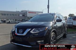 Used 2017 Nissan Rogue SL Platinum |Fully Loaded|No Accidents| for sale in Scarborough, ON