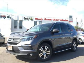 Used 2016 Honda Pilot EX-L - Leather - Navigation - Running Boards for sale in Mississauga, ON