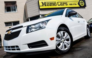 Used 2013 Chevrolet Cruze LS! Clean CarProof+One Owner! ONLY $94/bi-weekly! for sale in St Catharines, ON