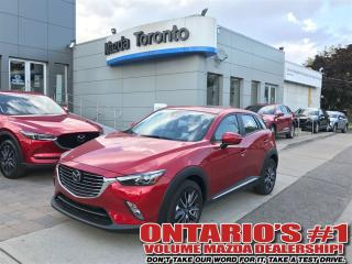 Used 2018 Mazda CX-3 GT/TECH PKG for sale in Toronto, ON