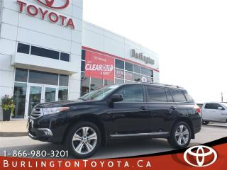 Used 2011 Toyota Highlander Sport for sale in Burlington, ON