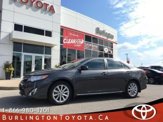 Used 2012 Toyota Camry XLE V6 LOADED for sale in Burlington, ON
