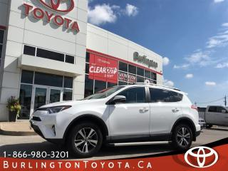 Used 2016 Toyota RAV4 XLE All Wheel Drive for sale in Burlington, ON