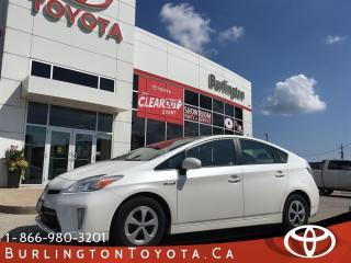 Used 2012 Toyota Prius Hybrid UPGRADE for sale in Burlington, ON