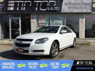 Used 2009 Chevrolet Malibu 2LT ** Power/Heated/Leather/Suede Seats, Remote St for sale in Bowmanville, ON