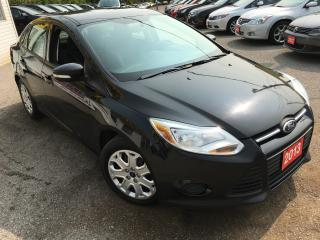 Used 2013 Ford Focus SE/AUTO/LOADED/BLUETOOTH/DRIVES LIKE NEW for sale in Scarborough, ON