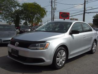 Used 2011 Volkswagen Jetta TRENDLINE+ for sale in London, ON
