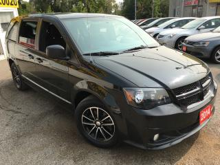 Used 2014 Dodge Grand Caravan SXT/DVD/BACKUPCAMERA/ALLOYS/P.SEAT/STOW&GO for sale in Scarborough, ON