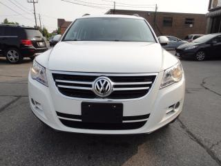 Used 2010 Volkswagen Tiguan PANO ROOF,AWD,2.0 TURBO,VERY CLEAN for sale in North York, ON