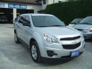 Used 2011 Chevrolet Equinox LS, AWD for sale in Beaverton, ON