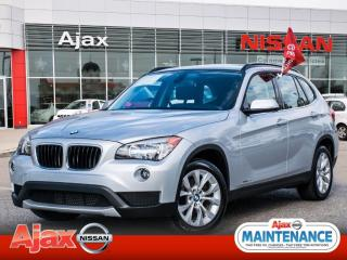 Used 2014 BMW X1 Premium Package*Leather*Alloys*Heated Seats*AWD for sale in Ajax, ON