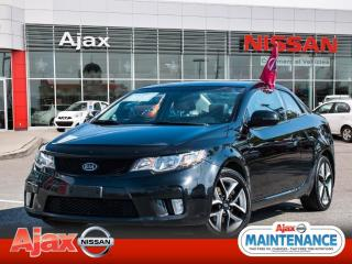 Used 2013 Kia Forte Koup 2.4L SX*Luxury*Leather*Alloys for sale in Ajax, ON