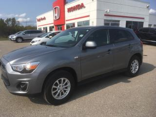 Used 2013 Mitsubishi RVR SE AWD for sale in Smiths Falls, ON